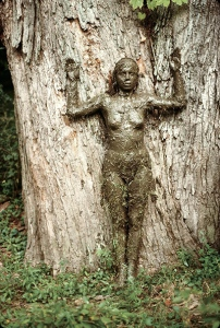 Art Installation Tree of Life by Cuban Ana Mendieta